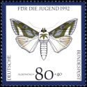 Carte postale - Parc des cévennes, Castor - 9/7/1996