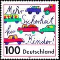 CEF soie - Journée du timbre 1972 - Facteur rural à bicyclette en 1890 - 18/03/1972 Haguenau