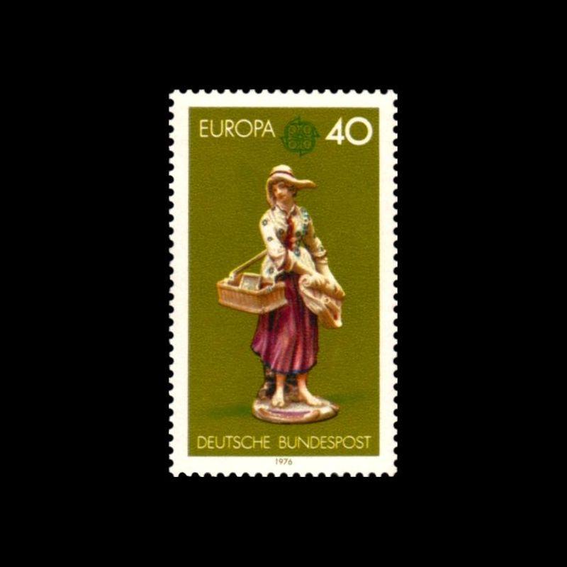 FDC PAC 873 - Europa - Cathédrale d'Aix-la-Chapelle - 22/04/1972 Strasbourg