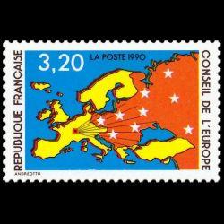 CEF - 25e anniv déclaration des droits de l'homme - 8/12/1973 Paris