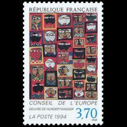 FDC - Baie d'Ajaccio - oblit std 3/7/54