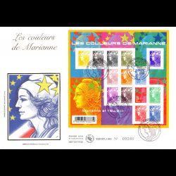 CEF - Croix-Rouge 79 (2071) - Vitraux de Rouen - 1/12/1979 Rouen