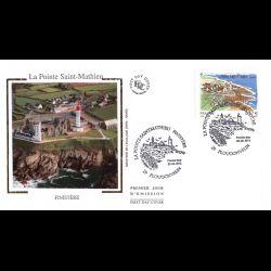 CEF - Animaux de la préhistoire - Mammouth - oblit Paris 19/4/08