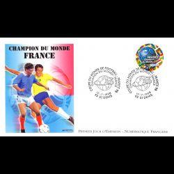 FDC n° 1208 - Nîmes - La Maison Carrée - 11/4/1981