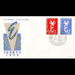 """CEF - 2e émission """"Liberté"""" - 1/6/1982 Paris"""