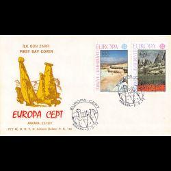 CEF - 30e Anniv Conseil de Coopération douanière - 22/9/1983 Bordeaux