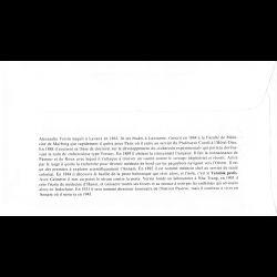 CEF - Accueil des Huguenots - 31/8/1985 Anduze